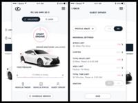 Lexus Mobile App