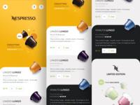 Nespresso - V2 Concepts