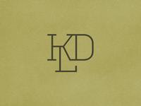 KLD Monogram