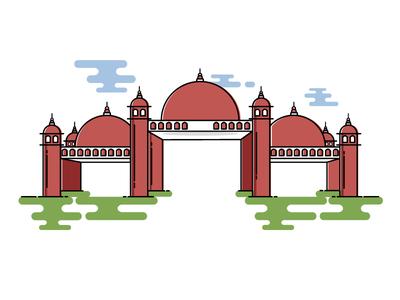 District Gate, Tangail
