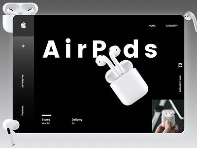 Phone Accessory Web online new art minimal website web typography ux ui design