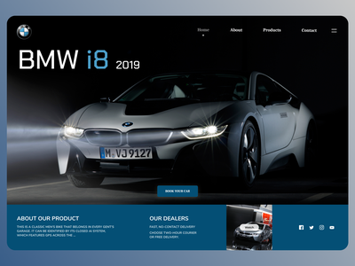Cars Brands uiux deisgner new web designs branding design minimal ui ux