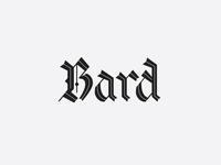 Bard - graveyard