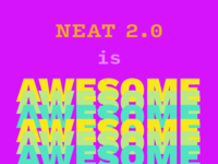 Neat 2.0 Is Awesome