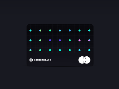 Onecard Credit Card holographic foil holography hologram minimalism minimalistic minimalist branding bank card banking design bank payment black  white white black blue minimal