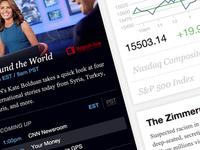 CNN.com Re-design – WIP
