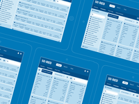 Traffic Platform – Tablet Wireframes (@2x)