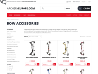 Archery Europe - category page