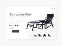 Product Card - Furniture Store