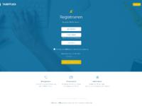 Tariffuxx screendesign registrieren