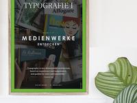 Typograhpy Course Poster