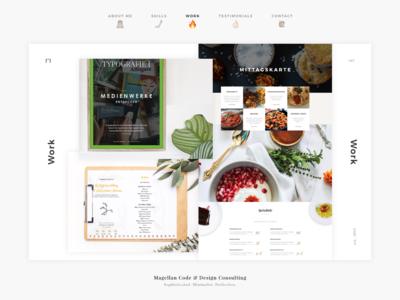 Freelancer Flyer - Design Work - Page VII