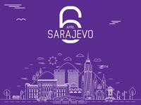 6 April Sarajevo