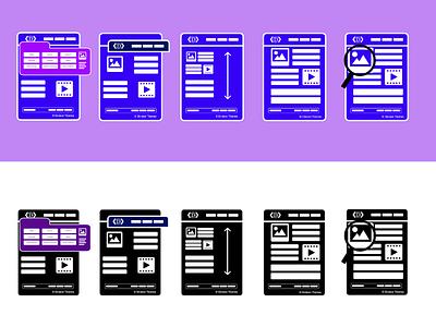Icons icons design