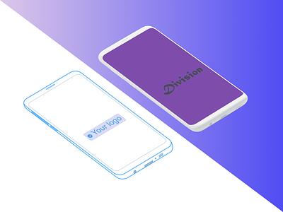 Mobile phone - prototype prototype logo web deisgn