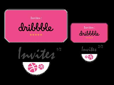 Dribbble Invites invite2