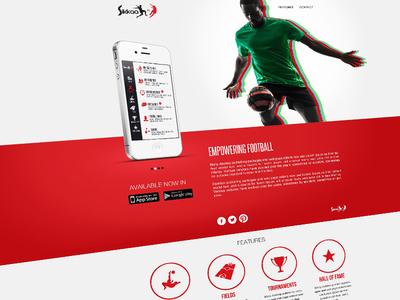 Sikkaa App promo website