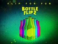 Bottle Flipz flipo indie indie game gamm development mobile game bottle bottle flip mobile game