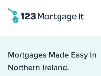 123 Mortgage It ui ux web design mortgages