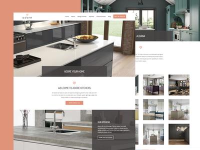 Adore Kitchens <3