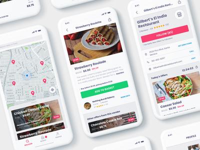 Online Food Order - Happy Hours Discounts