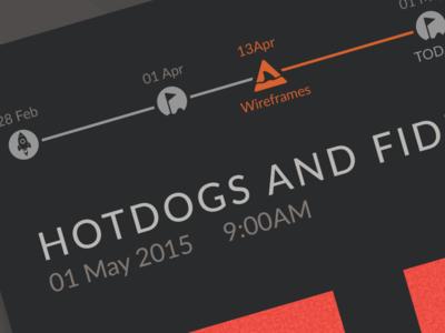 Hotdogs and Fiddle Sticks