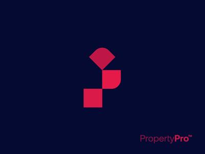 Property Pro - for sale property real estate realestate logo design logo