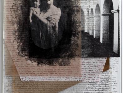 LUCIA TORRES «VIDA 3» Lithography 60x100x4cm - Year 2018 lithography 60x100x4cm «vida 3» «vida 3» lucia torres