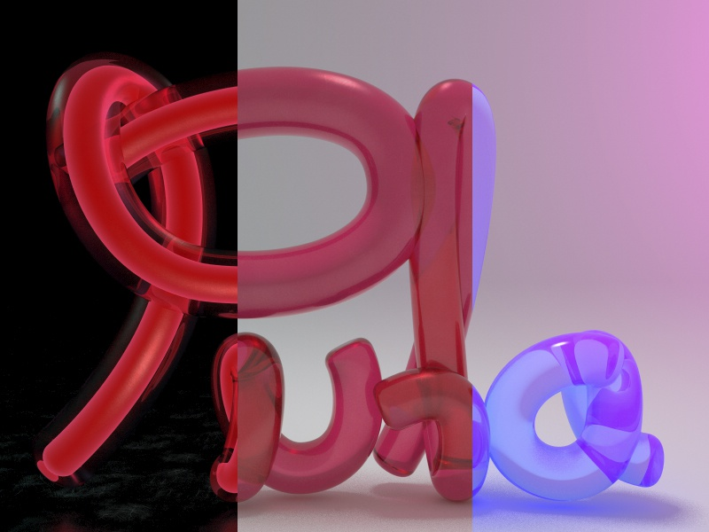 #@&% light vray 3d material textures typo