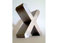 X sculpture