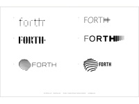 Forth Logo Sketches