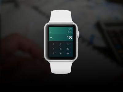 DailyUI - Calculator