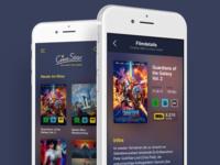 CineStar App Redesign
