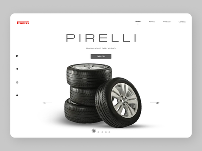 Cars parts Web Design uiux flat designs branding new app web ux ui design