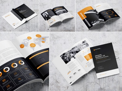 Business Plan 2020 minimalist magazine light letter informational infographics indesign emydesign elegant design creative corporate company clean business brochure design branding bold studio annual report a4