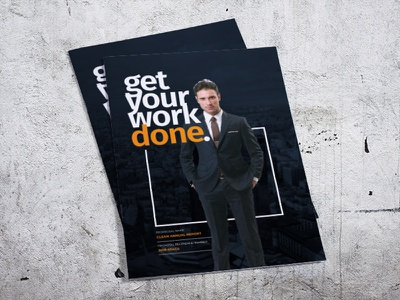 Clean Annual Report visual us letter unique trendy trend report proposal business brochure design brand annual report a4