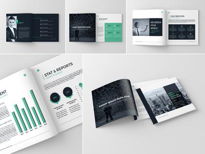 Squar Multi-Purpose Brochure