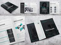 Creative Annual Brochure
