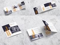 Square Corporate Annual Tri-Fold