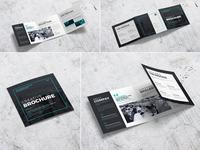 Creative Square Annual Tri-Fold