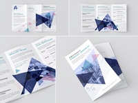 Abstract Annual Tri-Fold