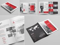 Company Brochure Template 16 Page