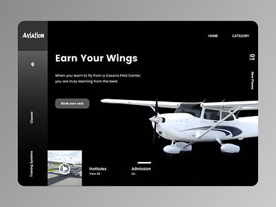 Online Seat booking Web Design new york ux design uidesign uiux online newdesign new branding art clean flat website web ux ui design