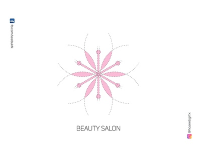 Logo Concept for Boutique, Beauty Salon and Spa center minimal emblem logo floral beauty hotel boutique logo salon spa logo elegant idea innovation clean creative