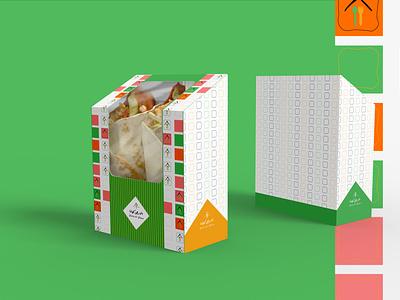 Bawarchi Khana (Food Brand Identity) illustration graphic branding ui elegant idea creative design clean food app