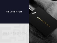 SelfieRich, A Logo for Clothing brand