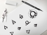 Logo concept Digihive client PSA