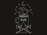 Dipilto - Coffee Illustration