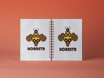 Bee logo 3rd project