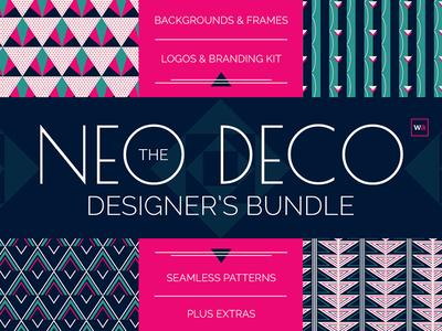 The Complete Neo Deco Designer's Bundle